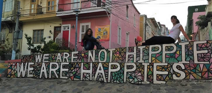 What to do in Valparaíso while learning Spanish